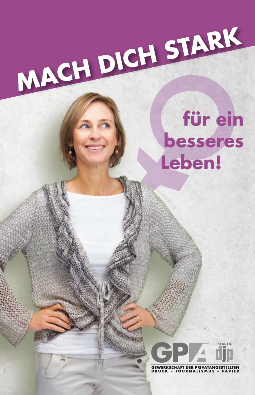 Folder Internationaler Frauentag